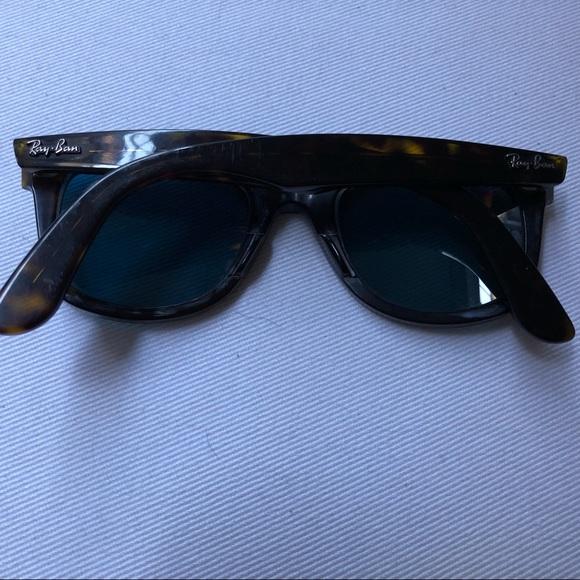 Ray Ban RB2140 Original Wayfarer Prescription Sunglasses